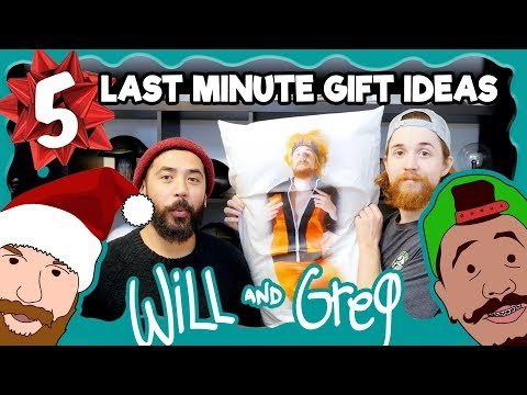 Will & Greg Make 5 Last Minute Gifts (Ep. 21)