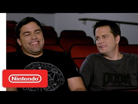 DOOM on Nintendo Switch – id Software Developer Interview thumbnail