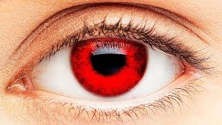 珍しい目の色7選