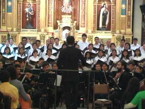 Coro Voces de Sullana- Villancicos a la Peruana