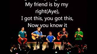 Glee - Friday (LYRICS) (Full Official Version) (HD   - YouTube