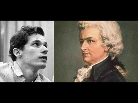 A video in which I talk about Glenn Gould's criticism of Mozart.  Fun stuff!
