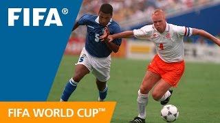World Cup Highlights: Netherlands - Brazil, USA 1994