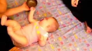 Vidéo Yoga Et Massage Pour Bébé
