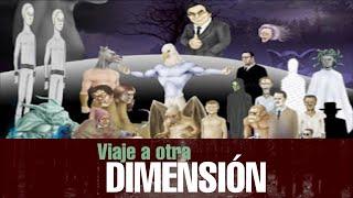 """VIAJE A OTRA DIMENSIÓN 21/07/2012 """"MONSTRUOS ANCESTRALES DEL PERÚ 1ra. PARTE""""."""