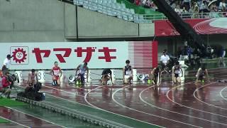【史上最高レベルの戦い】国内最速争いはサニブラウンが10秒05で優勝!