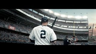Derek Jeter Celebrated by Tip-of-the-Hat Nike Ad