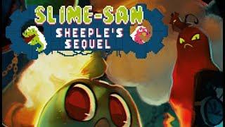 Slime-san: Sheeple's Sequel