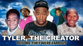 Tyler, The Creator   Before They Were Famous EPIC Bio   From Then To Now