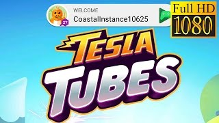 Tesla Tubes Game Review 1080P Official Kiloo Puzzle 2016