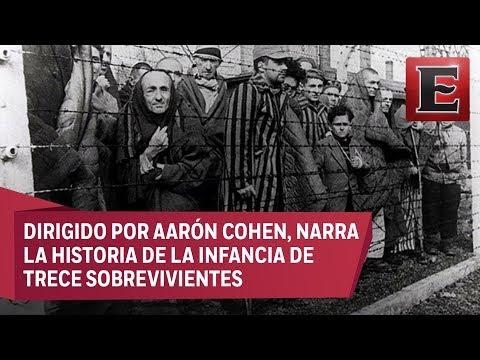 """La crudeza del Holocausto en el documental """"Paraíso en Auschwitz"""""""