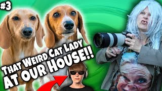 That Weird Cat Lady In Our House Episode 3 With MoDeePie