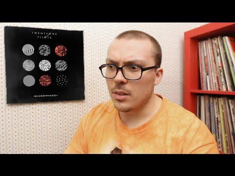 Twenty One Pilots – Blurryface ALBUM REVIEW