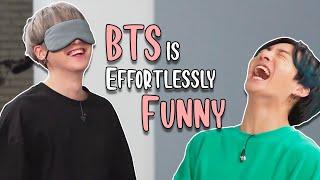 BTS Is Effortlessly Funny 2020