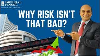 Why Risk isn't that bad in Mutual Fund Investment?