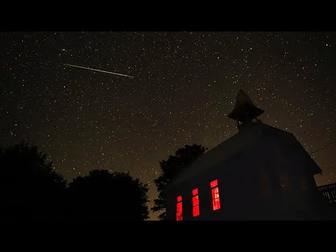 Perseid meteor shower expected to peak