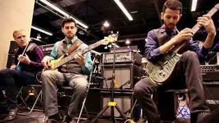 NAMM 2015: Scale The Summit Live At The Dunlop Booth