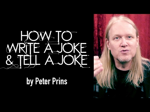 On-line Stand-up Comedy Class & Lessons (Free Video Tutorial ...