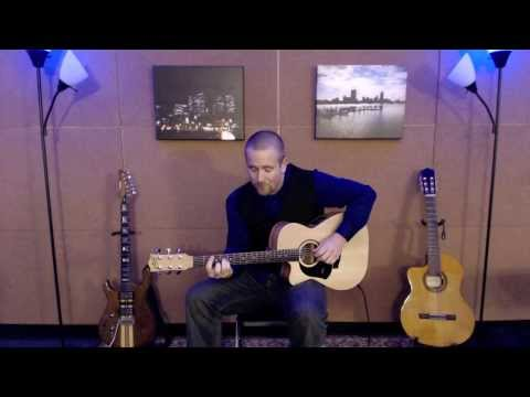 Here, There And Everywhere (cover) by Will Faust