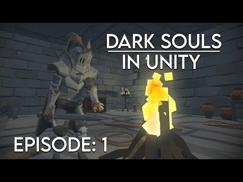 Create DARK SOULS in Unity  ► EP. 1 Movement
