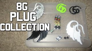 Ear Stretching | 8 Gauge | 3mm | Plug Collection