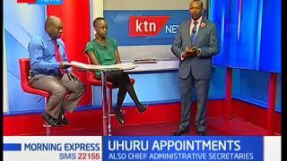 Uhuru Kenyatta's Appointments: Noordin Mohammed nominated as DPP