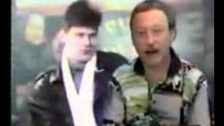 Сообщение о смерти Юрия Клинских (Хоя)