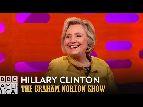 Hillary Clinton Tried to Get Out of Going to the Inauguration - The Graham Norton Show