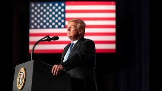 President Trump Speaks at the American Farm Bureau Federation Annual Convention and Trade Show