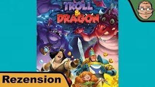 Troll & Dragon - Kinderspiel - Review