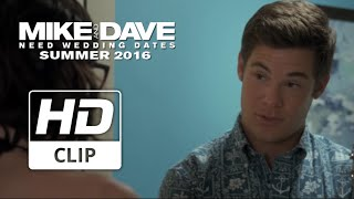 Mike & Dave Need Wedding Dates  Me And Julio  Official HD Clip 2016