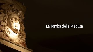 preview picture of video 'LA TOMBA DELLA MEDUSA e Tomba dei Cavalieri - ARPI (Foggia)'