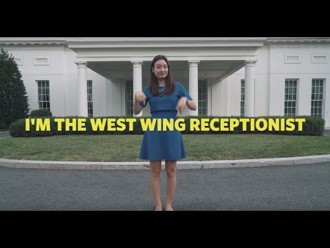 West Wing Tour | In Sign Language and Audio Description