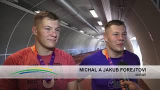 Náš kraj – reportáž Plzeň TV o Akademii individuálních sportů Plzeňského kraje