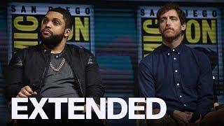 O'Shea Jackson Jr. And Thomas Middleditch Talk 'Godzilla'