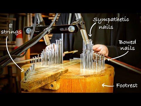Can You Play a Nail Violin?