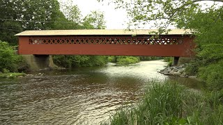 Historic Covered Bridges Of Vermont | Connecting Point