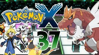 Let's Play Pokemon X Part 37: Citro & Der Ampere Orden