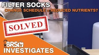 BRStv Investigates: What do your filter socks actually do?