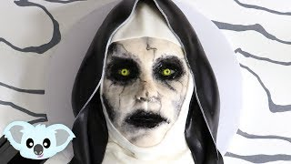 The Nun Cake | Amazing Spooky Halloween Horror Cake