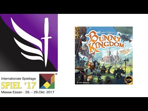 Essen 2017 – Bunny Kingdom