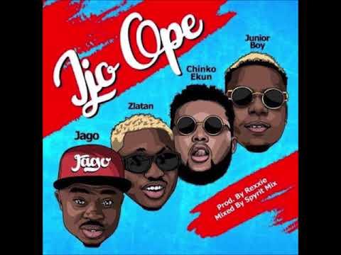 Rahman Jago Ijo Ope Feat Zlatan Chinko Ekun  Junior Boy