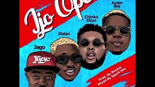 Rahman Jago - Ijo Ope ft Zlatan ibile, Chinko Ekun and Junior Boy #ToluMO
