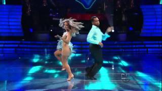 Adamari Lopez baila un chachachá - MQB