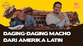 4S5S: DAGING-DAGING MACHO DARI AMERIKA LATIN