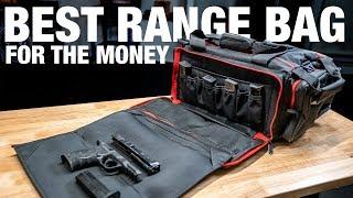BEST RANGE BAG FOR THE MONEY - UTG Shooting Range Bag Review