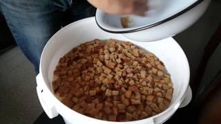 Прикормка для дрожжей в сахарной браге