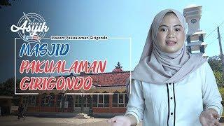 PUASA ASYIK - Masjid Pakualam Girigondo, Terdapat 4 Soko Guru Peninggalan Wali Songo