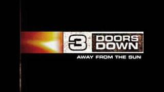 3 doors down - Sarah yellin'