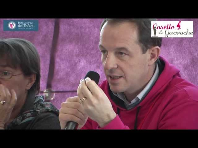 video 9 - Benoit de SAINT-SERNIN, porte parole de l'Association Les Adoptés